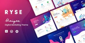 Ryse – SEO & Digital Marketing Elementor Theme