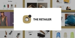 The Retailer – Premium WooCommerce Elementor WordPress Theme