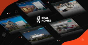 RealHomes – Estate Sale and Rental WordPress Theme
