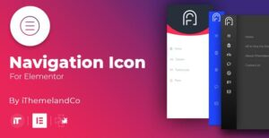 Icon Nav For Elementor