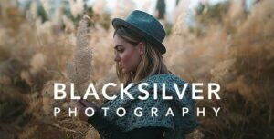 Blacksilver – Photography WordPress Elementor Theme