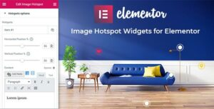 Image Hotspot Widgets for Elementor
