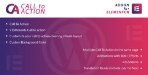 Call To Action for Elementor WordPress Add-On