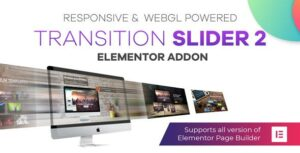 Transition Slider Elementor Addon