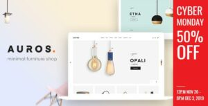 Read more about the article Auros – Furniture Elementor WooCommerce Theme