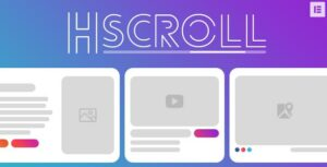 Horizontal Scroll | Elementor
