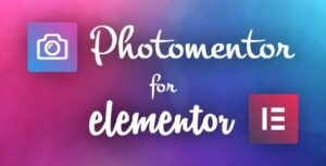 Elementor Photography Addons – Photomentor