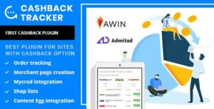 Read more about the article Cashback Tracker WordPress Plugin