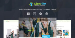 Clengo – Cleaning Company
