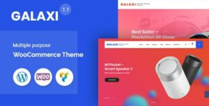 Galaxi – Tech WooCommerce WordPress Theme