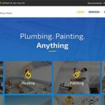 BlueCollar – Handyman & Renovation Business WordPress Elementor Theme
