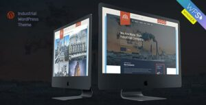 Read more about the article Glax | Industry WordPress Theme