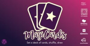 MagiCards – decks of cards to shuffle | WP plugin