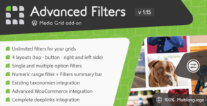 Media Grid – Advanced Filters add-on