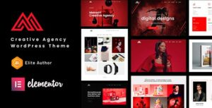 Manson – Creative Agency WordPress Theme