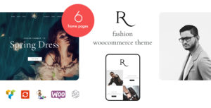 Rion – Fashion WordPress Theme for WooCommerce