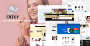 Fatcy – Multipurpose WooCommerce WordPress Theme