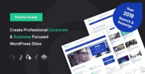 Media Consult – Business WordPress Theme