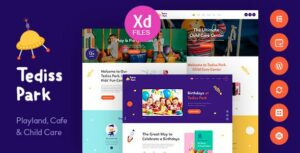 Read more about the article Tediss | Play Area & Child Care Center WordPress Theme