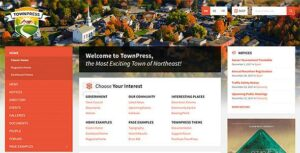 TownPress – Municipality WordPress Theme