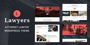 Read more about the article Lawyers – Responsive Business WordPress Theme