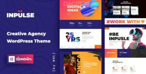 Read more about the article InPulse – Creative Agency WordPress Theme