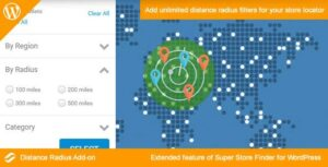 Read more about the article Distance Radius Add-on for WordPress