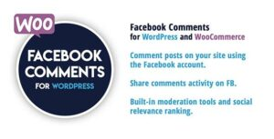 Facebook Comments for WordPress and WooCommerce