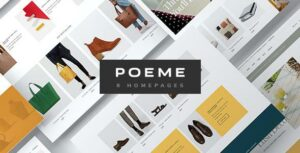 Poeme – Dynamic Multipurpose WooCommerce WordPress Theme
