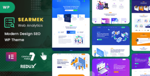 Read more about the article Searmek – SEO and Marketing WordPress Theme