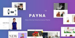 Payna – Clean, Minimal WooCommerce Theme
