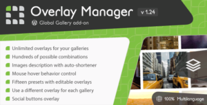 Global Gallery – Overlay Manager add-on