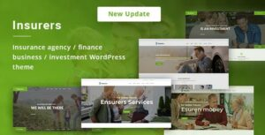 Read more about the article Insurers – Insurance Agency WordPress Theme