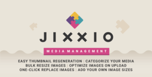 Jixxio Media Management