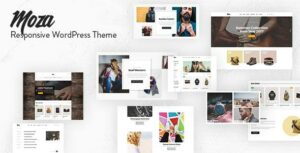 Moza – Minimal WooCommerce WordPress Theme