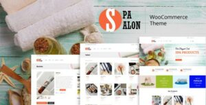 SPASALON – WooCommerce WordPress Theme