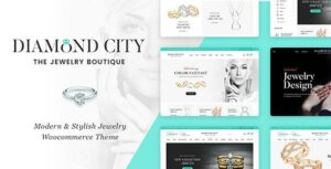 DiCi – Jewelry Shop WordPress Theme