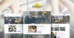 Read more about the article Hallelujah | Church & Religion WordPress Theme