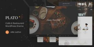 Plato | Cafe & Restaurant WordPress Theme