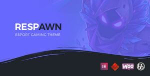 Respawn – Esports Gaming WordPress Theme