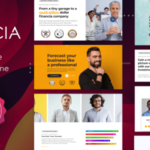 Financia 2 – Tax and Finance WordPress Theme