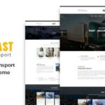 Transfast – Logistic and Transport – WordPress Theme