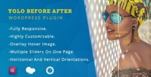Yolo Before After – Multipurpose Before After Image Slider for WordPress