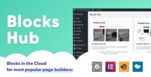 WP Blocks Hub Premium – Blocks for Gutenberg, Elementor, WPBakery Page Builder, Beaver in the cloud