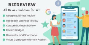 BIZREVIEW – Business Review WordPress Plugin