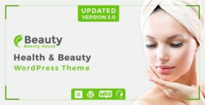 Beautyhouse – Health & Beauty WordPress Elementor Theme