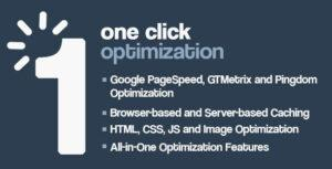 One Click – WordPress Speed & Performance Optimization