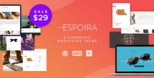 Espoira – eCommerce WordPress Theme