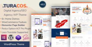 Read more about the article Turacos – SEO & IT Agency WordPress Theme