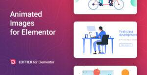 Lottier – Lottie Animated Images for Elementor